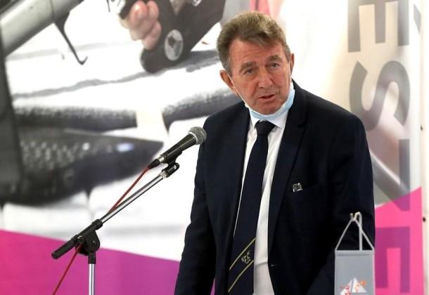 Bretz Gyula marad a Magyar Öttusa Szövetség elnöke