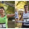 A New Pentathlon Format győztesei Guzi Blanka és Bőhm Csaba
