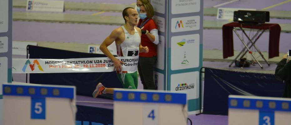Kardos Bence megnyerte az U24-es Európa-bajnokságot