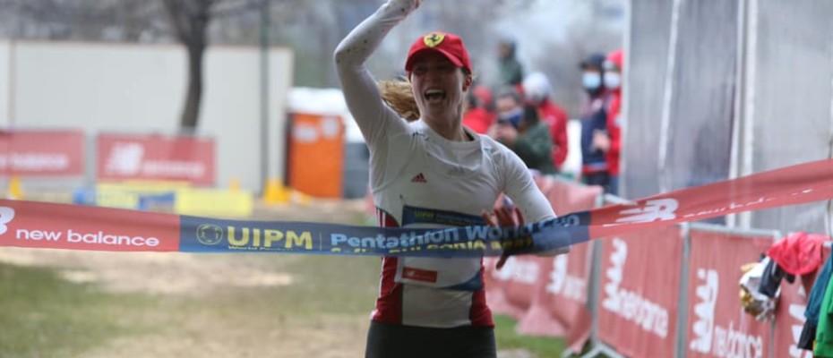 Gulyás Michelle megnyerte a szófiai Világkupát!