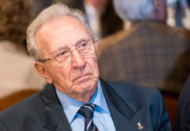 85 éves lett Németh Ferenc olimpiai bajnok öttusázó