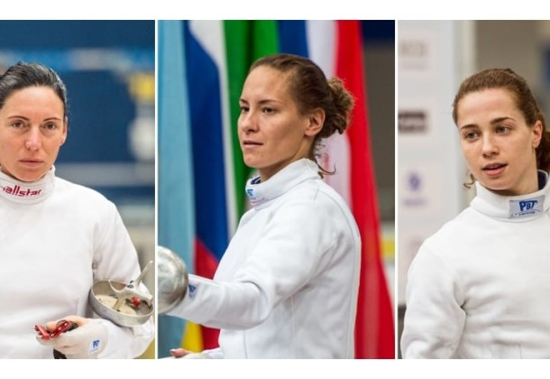 Gulyás Michelle, Alekszejev Tamara és Réti Kamilla is a döntőben Szófiában!