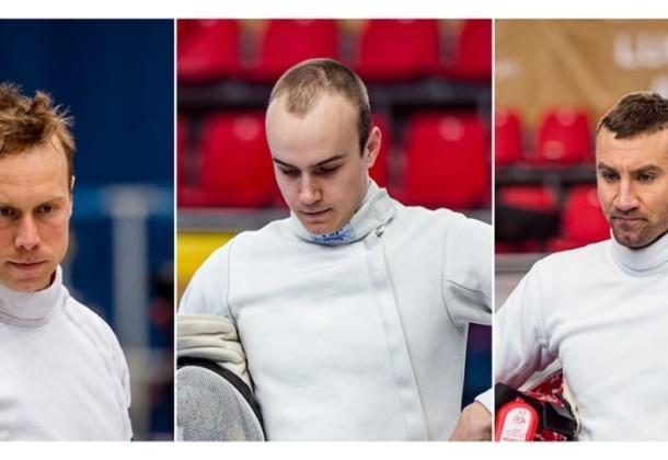 Három versenyzőnk jutott a döntőbe a szófiai világkupa férfi selejtezőjéből