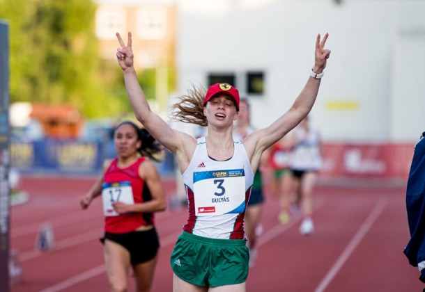 Gulyás Michelle bronzérmes a Világkupa-döntőn!