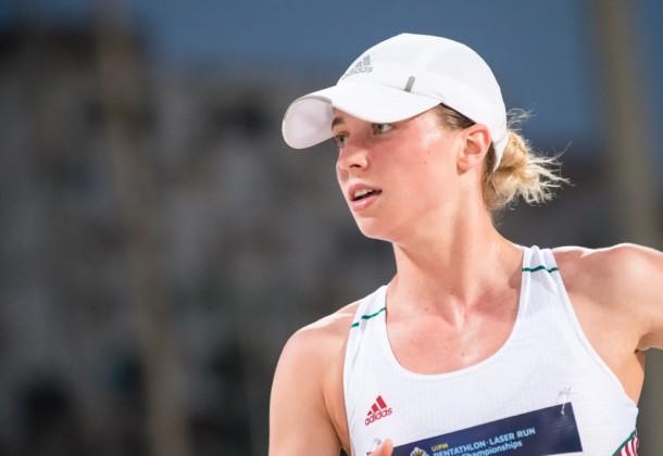 Világbajnoki bronzérmes és olimpiai kvótás lett Gulyás Michelle