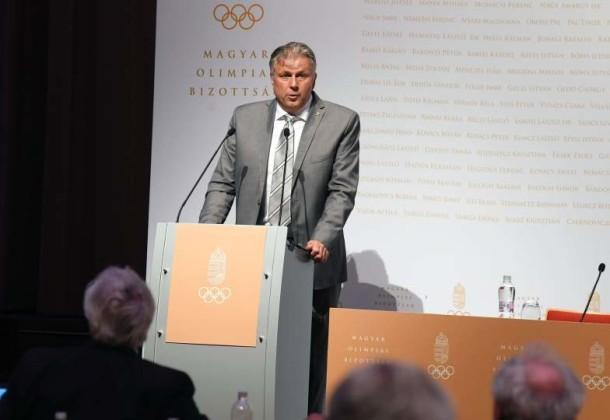 Fábián László lett az Olimpiai Bajnokok Klubjának elnöke