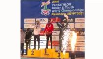 Junior világbajnok a női és férfi csapat, Bőhm Csaba bronzémes